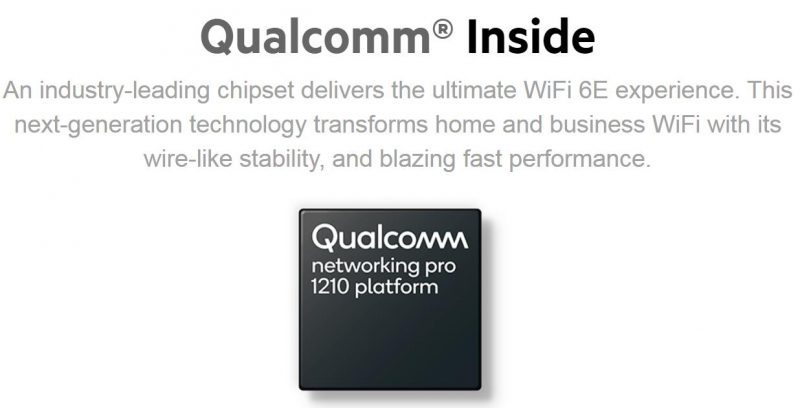 Qualcomm Networking Pro 1210 Platform